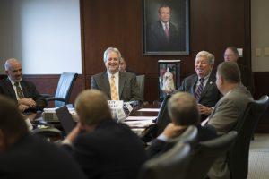 Naifeh Center, Baker Center Host New Legislators