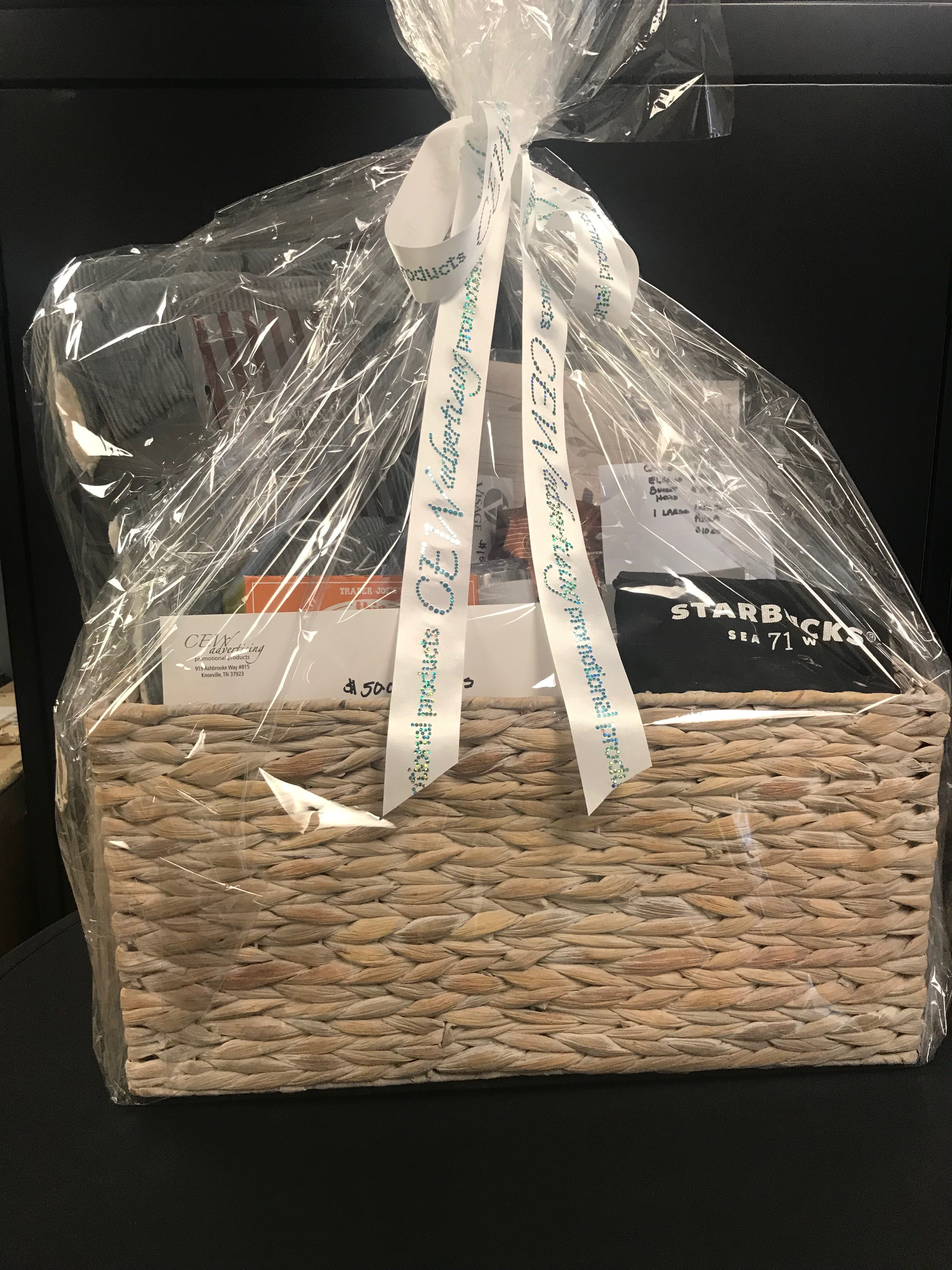 CEW Gift Basket #1 (Retail Value $505.00)