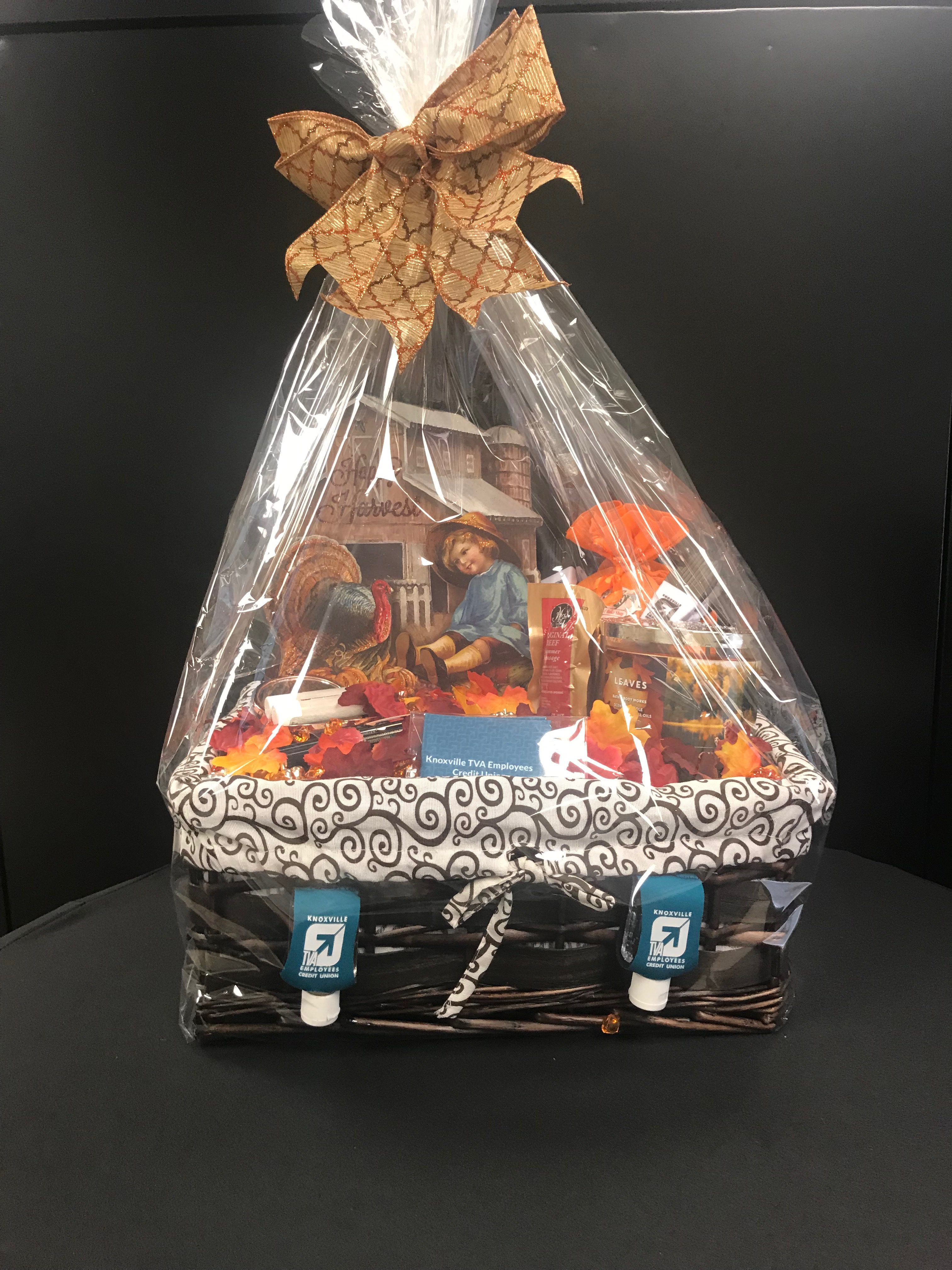 TVA Credit Union Basket (Retail Value $50.00)